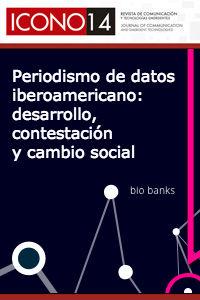 Periodismo de datos iberoamericano. Portada del número.