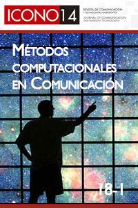 Métodos computacionales en Comunicación. Portada